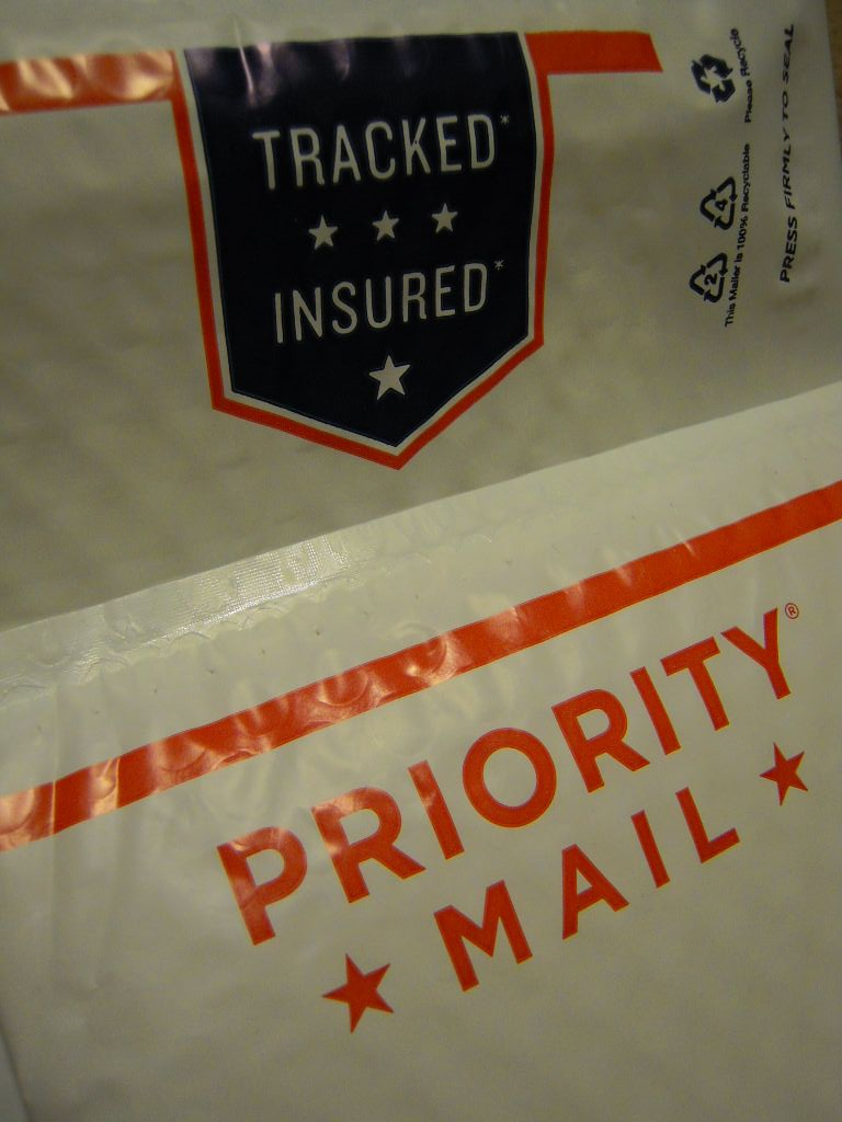 Choose Priority shipping for insured delivery - FAST! (7)
